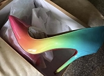 Multicolor- Red Bottom Stiletto