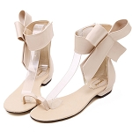Ankle Bow Sandal