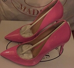 Steve Madden Pink Pump (NWT)- Size 6 1/2 only